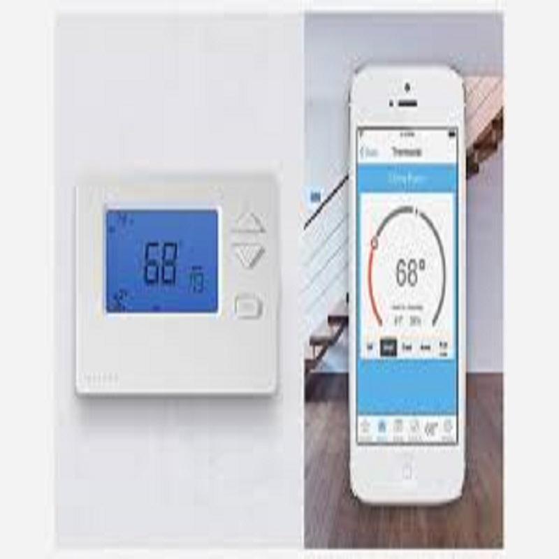Insteon 2441th Smart Wall Thermostat No Heat Pump Insteon